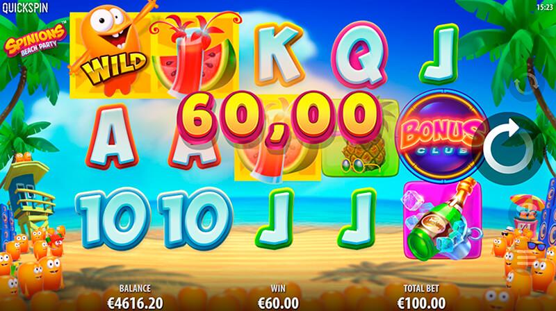 Рейтинг онлайн казино на деньги shpiller party